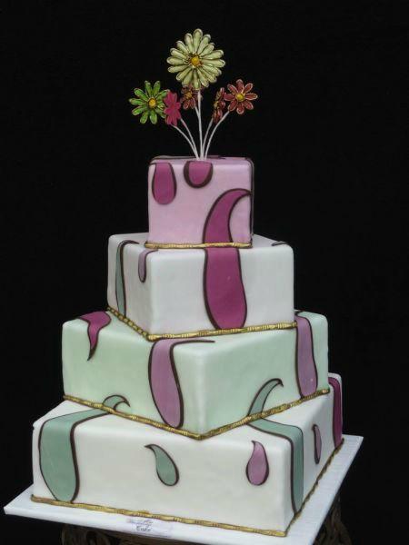 Hochzeitstorten und Festtorten für jeden Geschmack, Foto: Brugger's My Wedding Cake.
