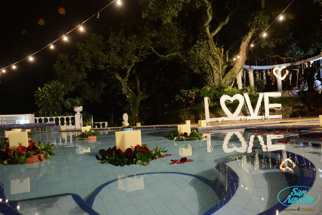San Agustin Wedding