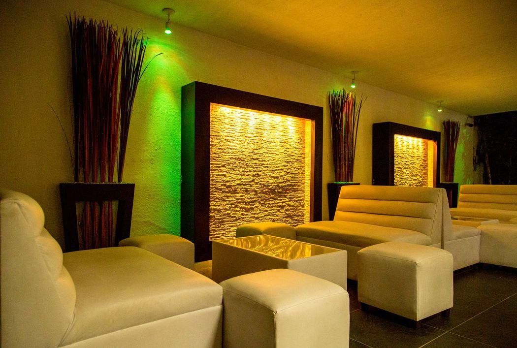Mobiliario lounge!