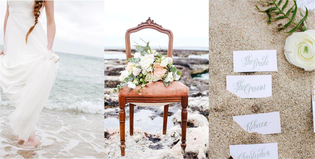 Beach Wedding in Puglia Italy