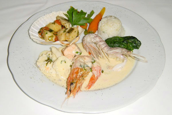 Beispiel: Leckere Speisen, Foto: allincluded catering.