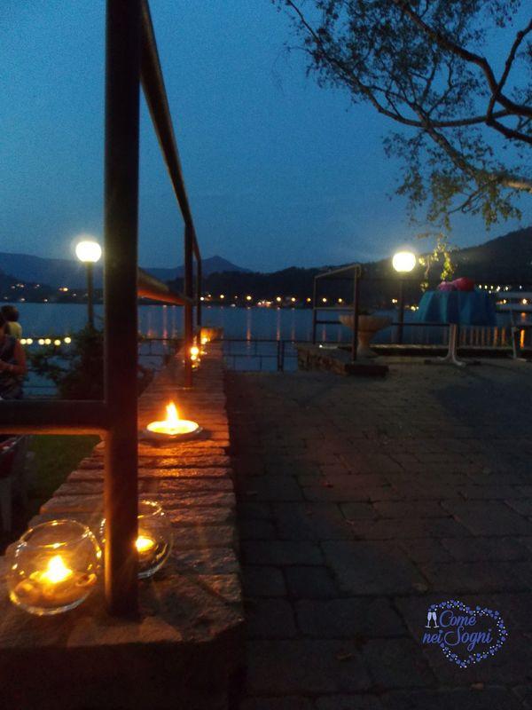 In riva al lago di Avigliana. Una location esclusiva per un evento impeccabile