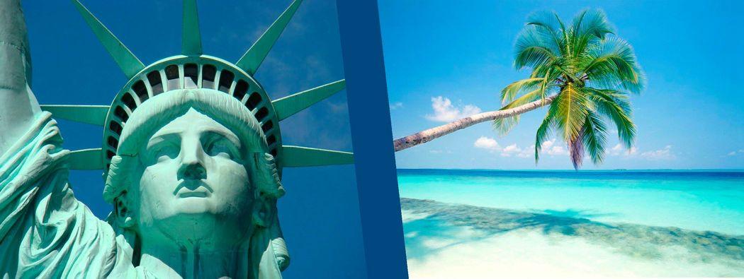 Combinado Nueva York Riviera Maya
