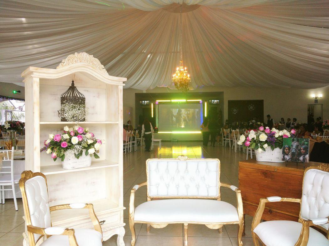 Salon Casa Victoria Eventos