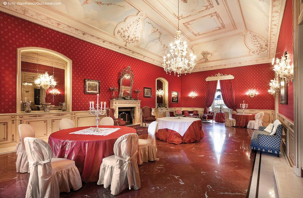 Antica Badia Relais Hotel Sala Lucrezia  Ph Gianfranco Guccione