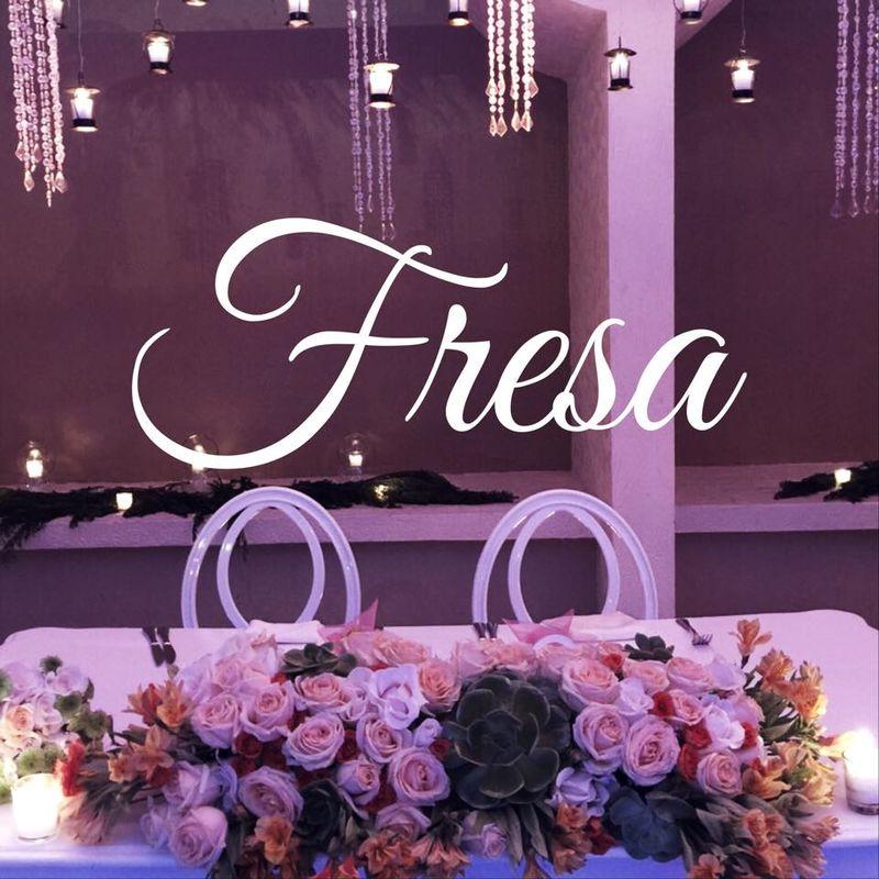 Fresa Eventos