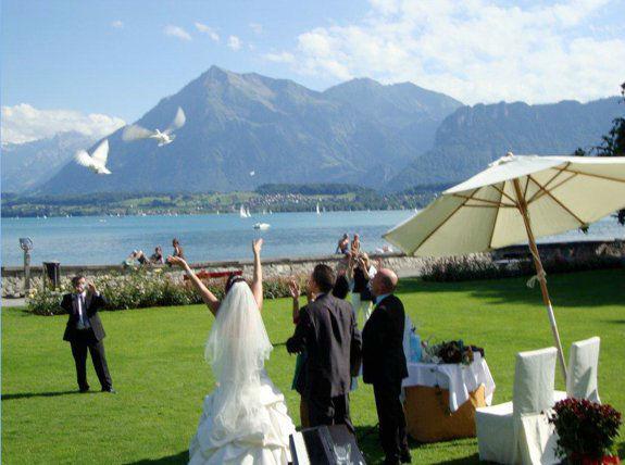 Beispiel: Individuelle Hochzeitsfeste, Foto: People Vision.