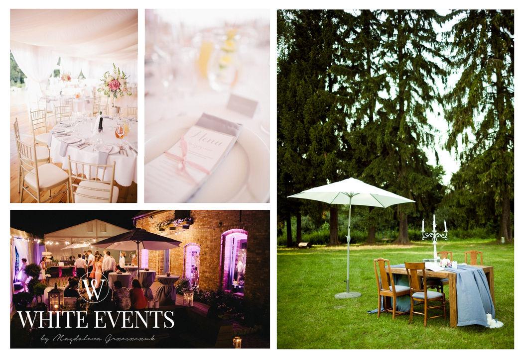 WHITE EVENTS - wyjątkowe wydarzenia