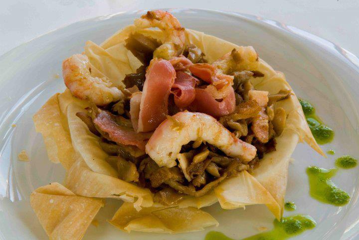 Menús Manolo Mayo