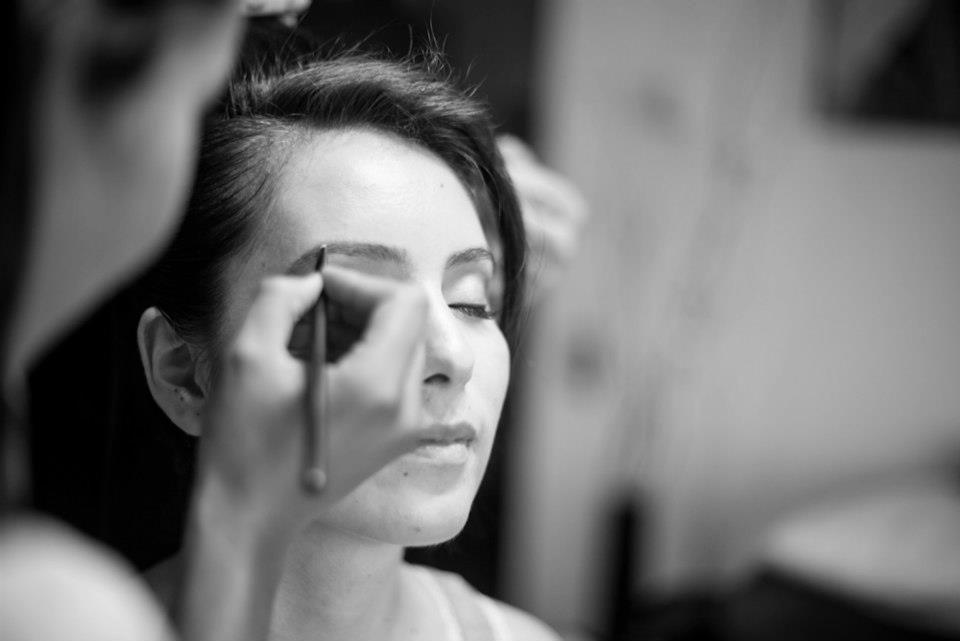 Verónica Rodena Make Up Artist.