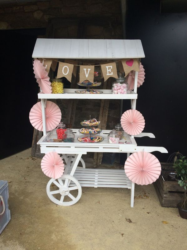 Candy Bar  Mariage Franco-Allemand 28/07/17
