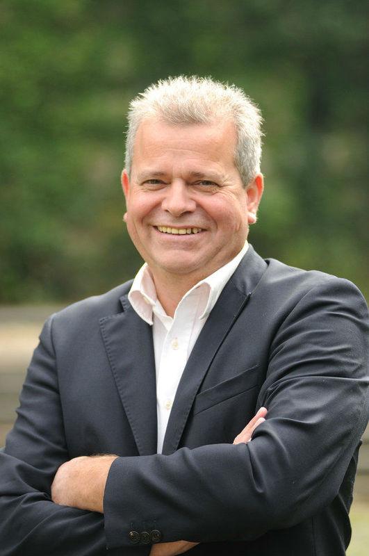 Beispiel: Unternehmer Christian Greber, Foto: Burgrestaurant Gebhardsberg.