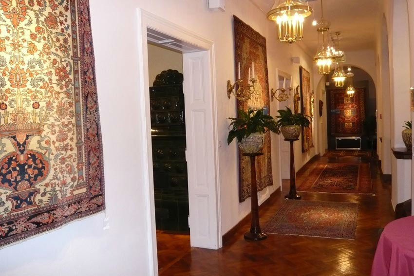 Beispiel: Innenbereich, Foto: Schloss St. Veit.