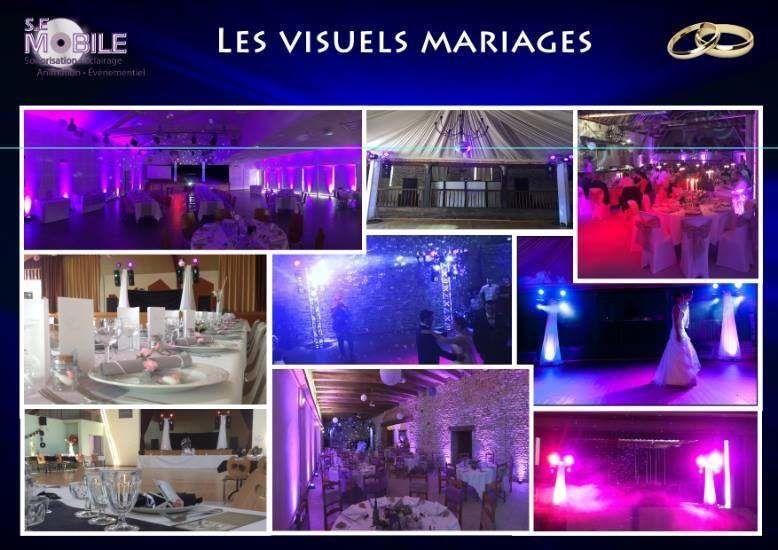 S.E MOBILE Animation de mariages & soirées