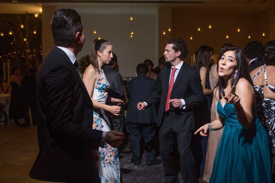 Baile de Invitados
