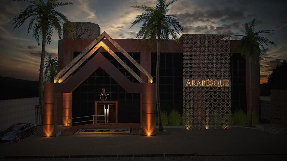Mansão Arabesque