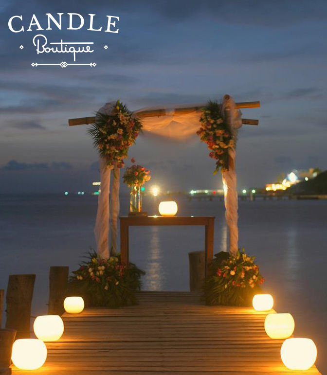 Candle Boutique - Altar to the sea