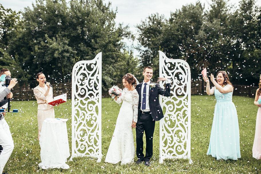 Свадебный регистратор Анна Терехова