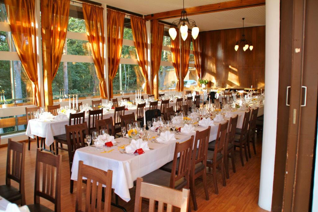 Beispiel: Hochzeit im Grunewaldturm, Foto: Grunewaldturm.