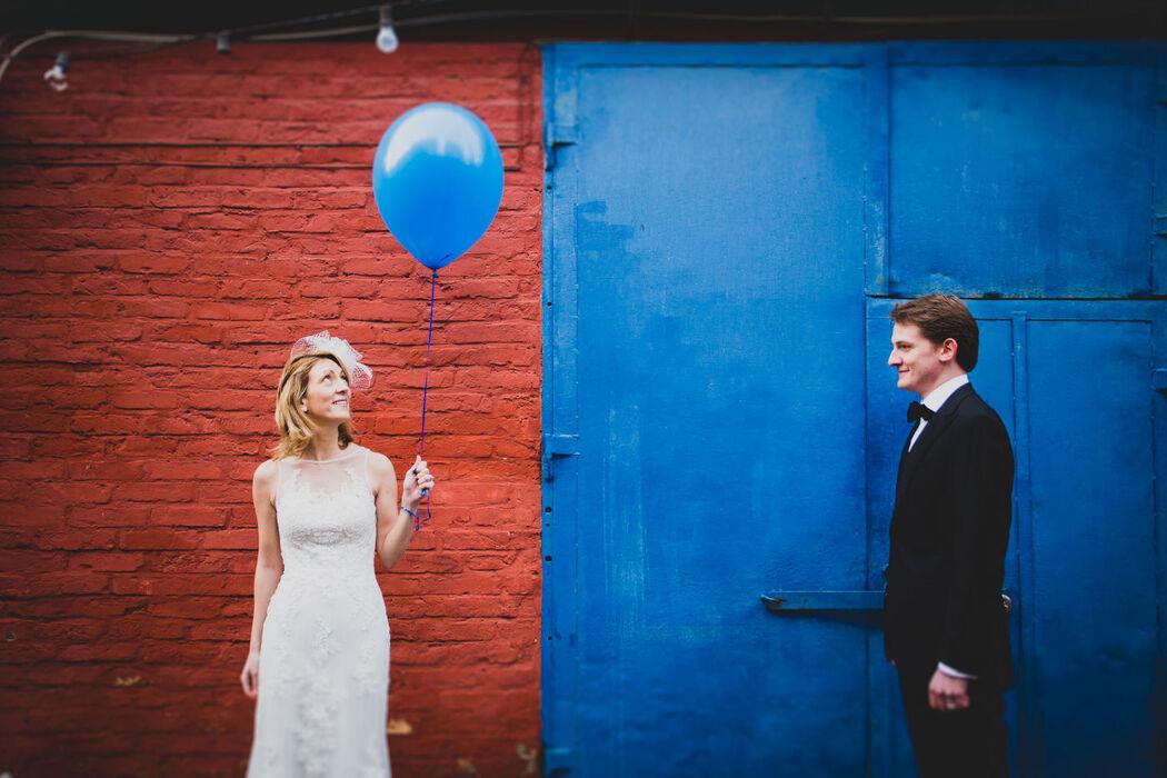 Beispiel: After-Wedding Shooting in den Hinterhöfen von Berlin, Foto: Hochzeitsfotograf Berlin » Dennis Jauernig