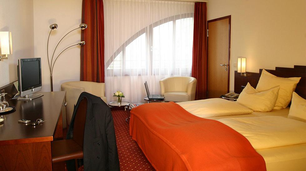 Beispiel: Hotelzimmer, Foto: Hotel Rheingold.