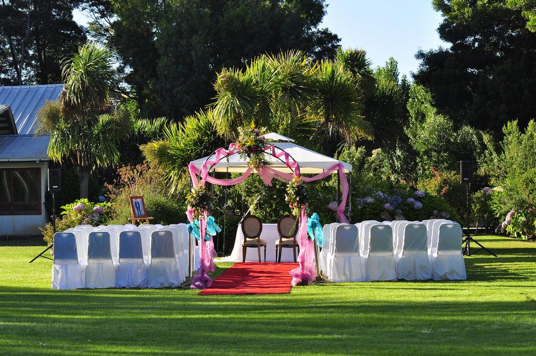 Ceremonia Los Arrayanes