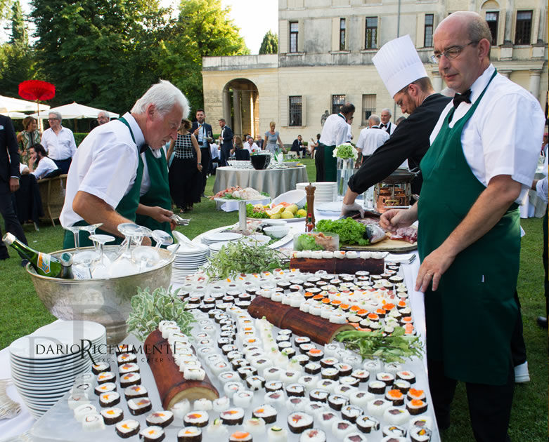 Dario Ricevimenti  Exclusive catering