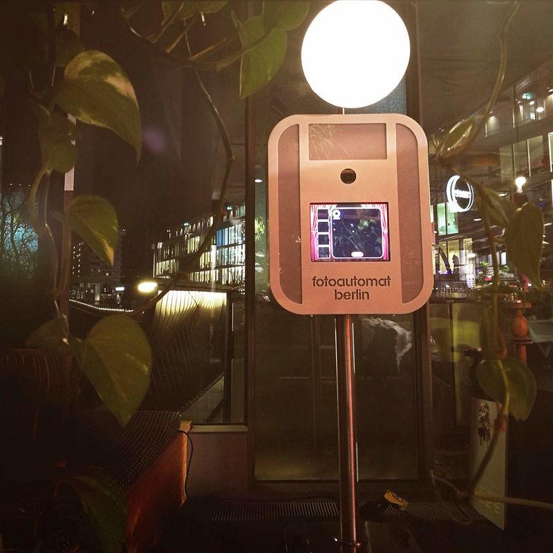 Fotoautomat Berlin