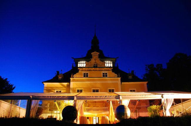 Beispiel: Außenansicht, Foto: Villa Toscana.