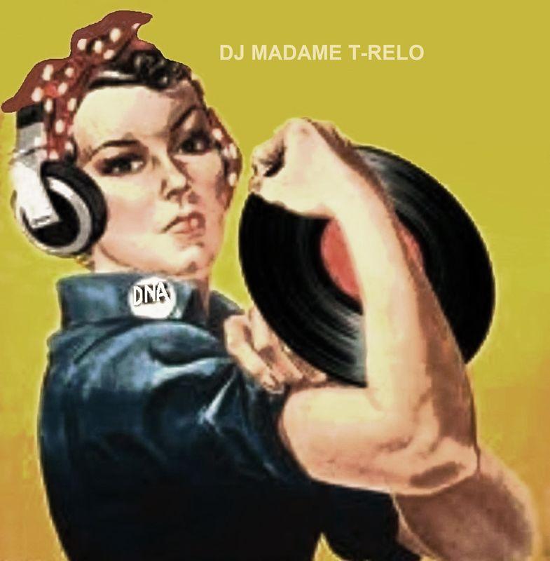 DJ Madame T-Relo