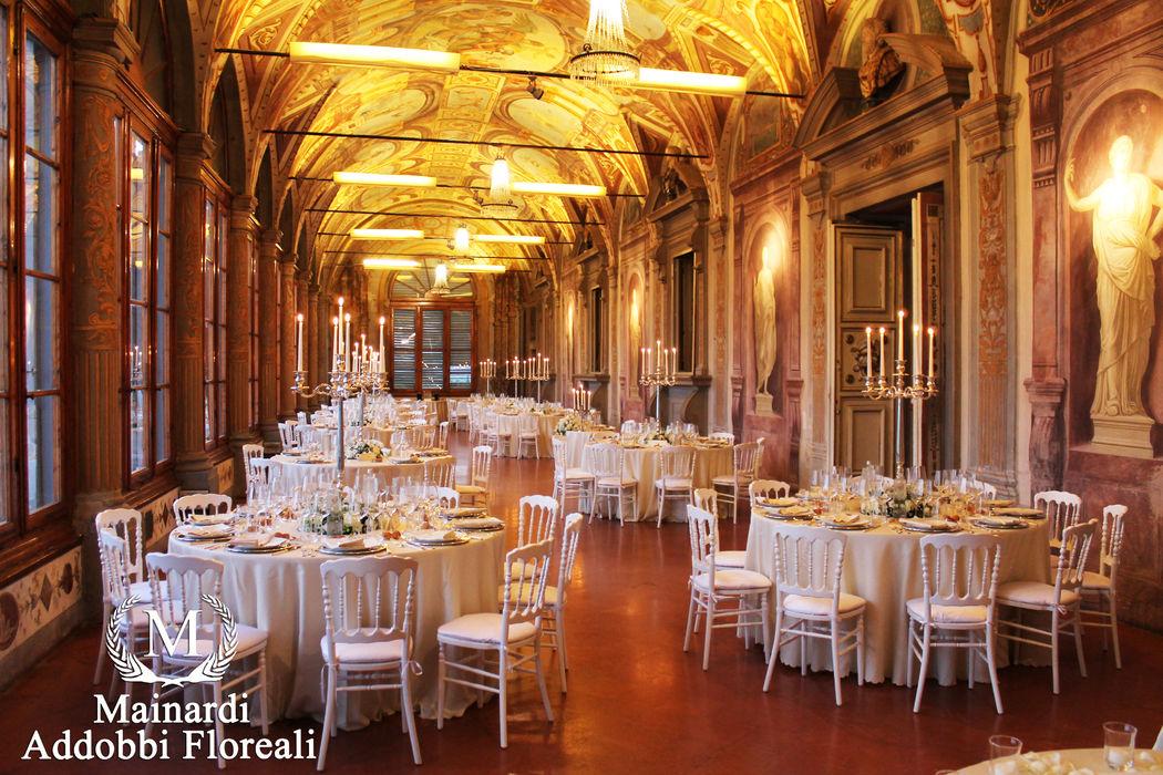 Ricevimento Villa Corsini a Mezzomonte