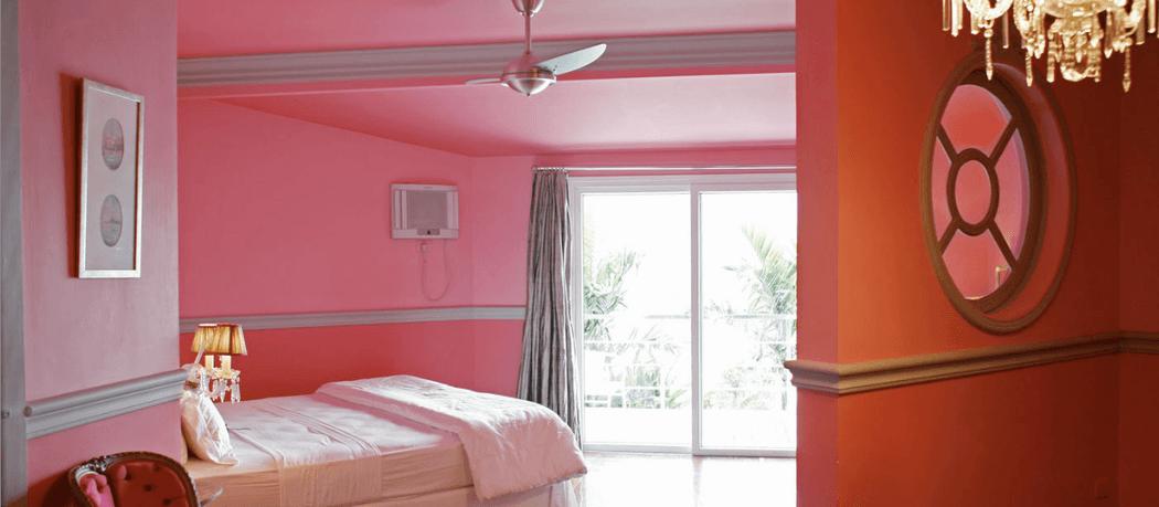 La Suite Boutique Hotel by Dussol - The Pink Suite