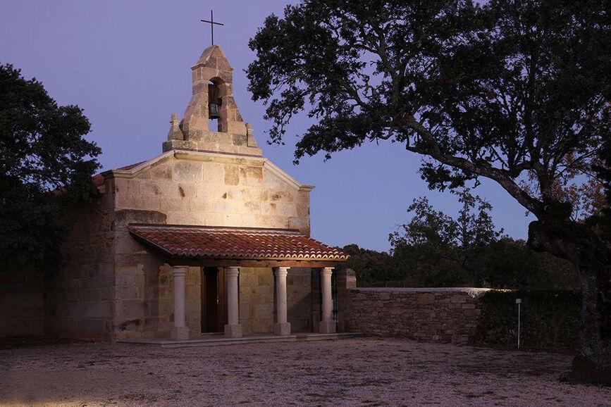 Exteriores Ermita Privada