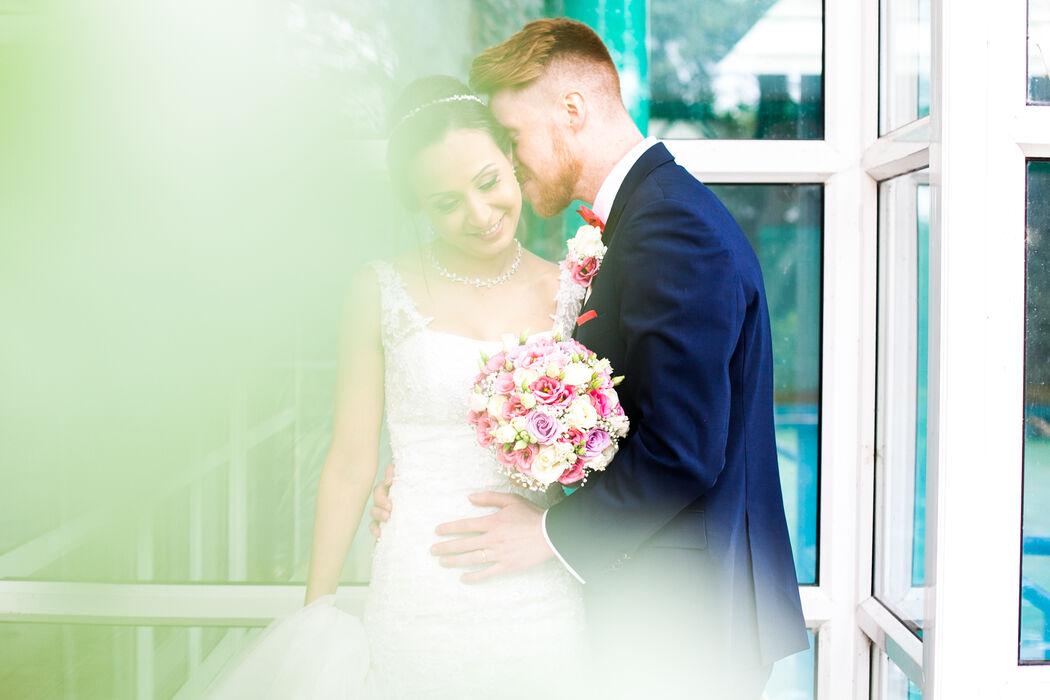 Retrato de noivos by Zi Fernandes  // Dublin Irlanda.