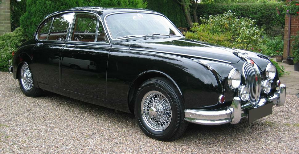Beispiel: Jaguar MK II, Foto: Xclusivecars.