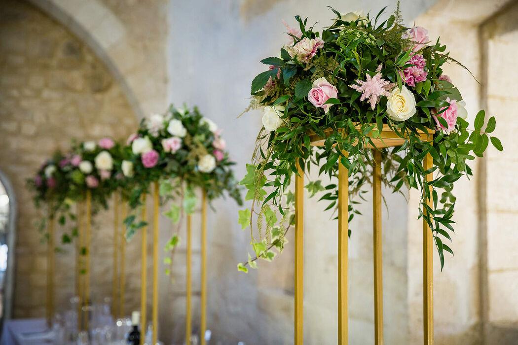 Fleurs Design by Faustine