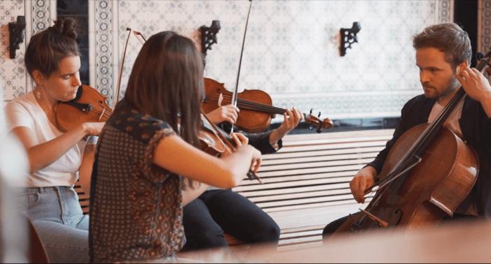 Bowriders String Quartet
