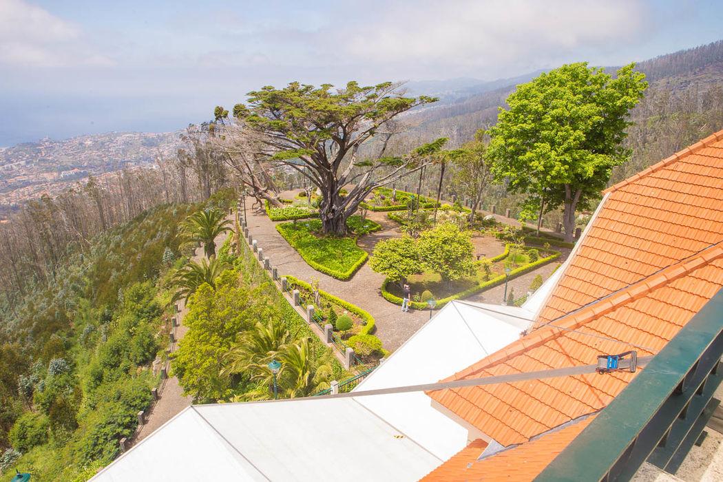 Vista dos Jardins (a partir da Torre)