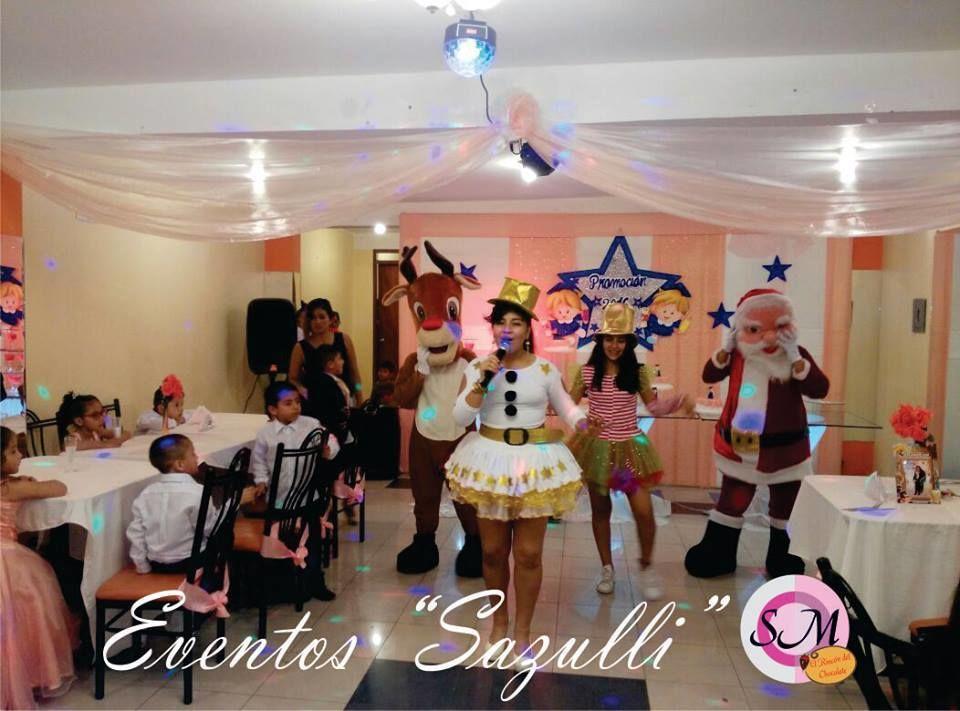 Eventos Sazulli