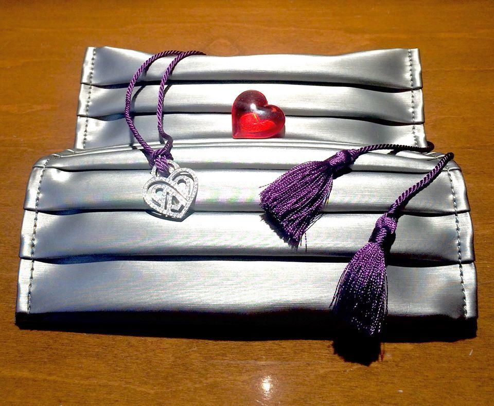 Collier Poiray coeur et diamants - Marthan Lorand