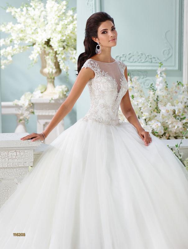 Tutti Sposa - Vestido de Noiva - Modelo 116203