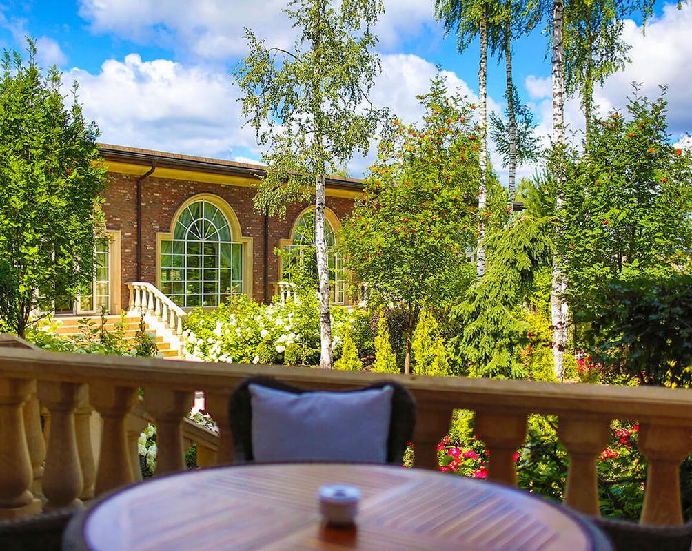 Загородное поместье Agalarov Estate