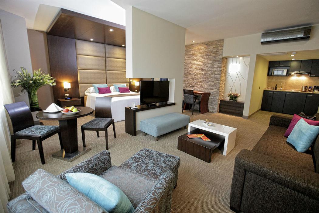 Grand Suite De Luxe (Piso 7) - (hydromassage) Foresta Hotel Lima San Isidro