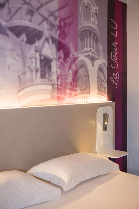 Brit Hotel Nantes Vigneux – L'Atlantel