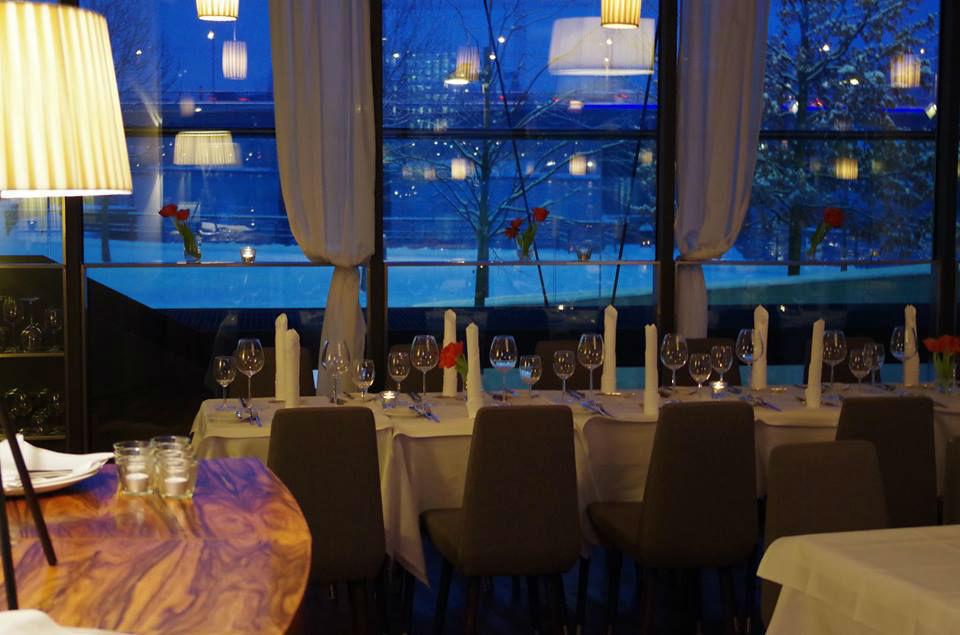 Beispiel: Restaurant, Foto: Frankfurter Botschaft.