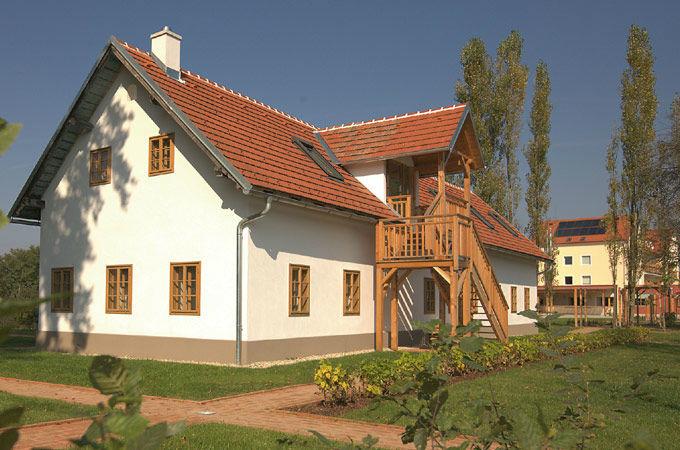 Foto:Romantisches Landhaus