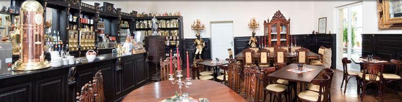 Beispiel: Mondodelcaffe, Foto: Schloss Niederweis.