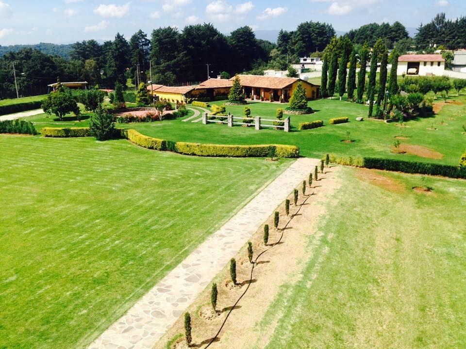 Rancho san jos villa del carb n bodas for Jardin quinta corregidor