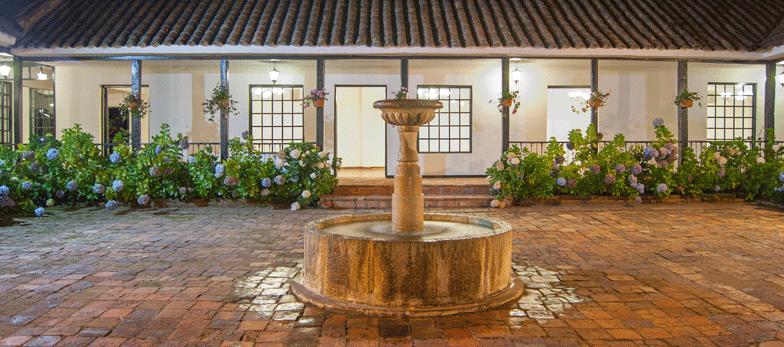 Hacienda San Carlos Subachoque