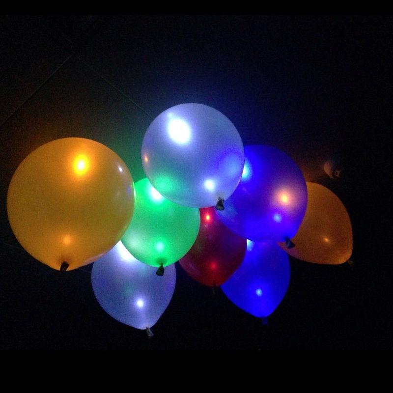 Balões com Lead